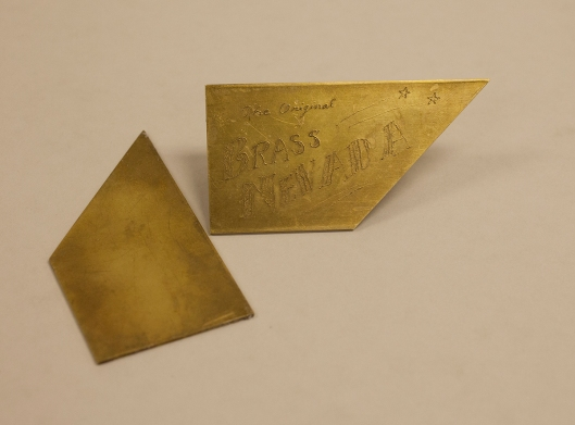brass nevada
